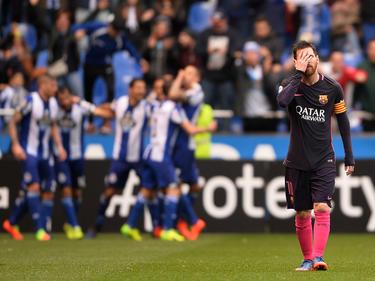 Barcelona stolperte über den Nachzügler