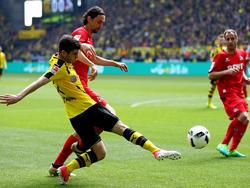 Christian Pulisic und der BVB kamen gegen Köln nicht über ein Remis hinaus