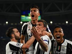 La Juventus sigue con muchas opciones en Champions y Liga. (Foto: Getty)