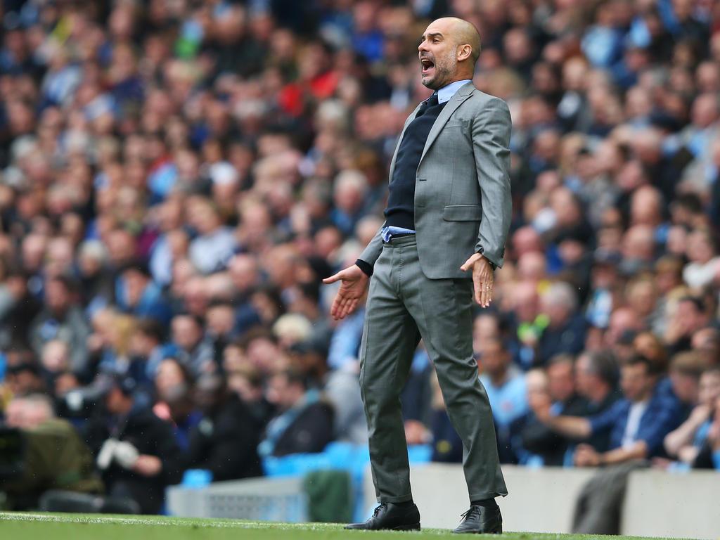 Fußball: Guardiola: Dankbar für zweite Chance bei Manchester City