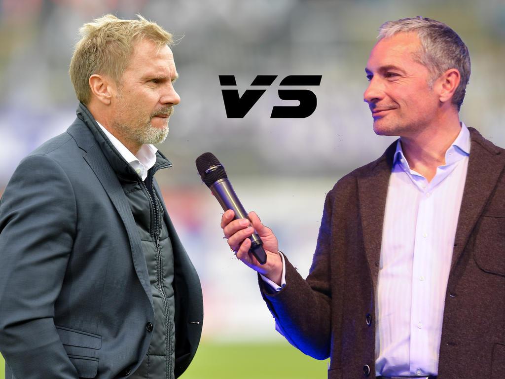 TV-Eklat: Austria-Trainer Fink platzt der Kragen