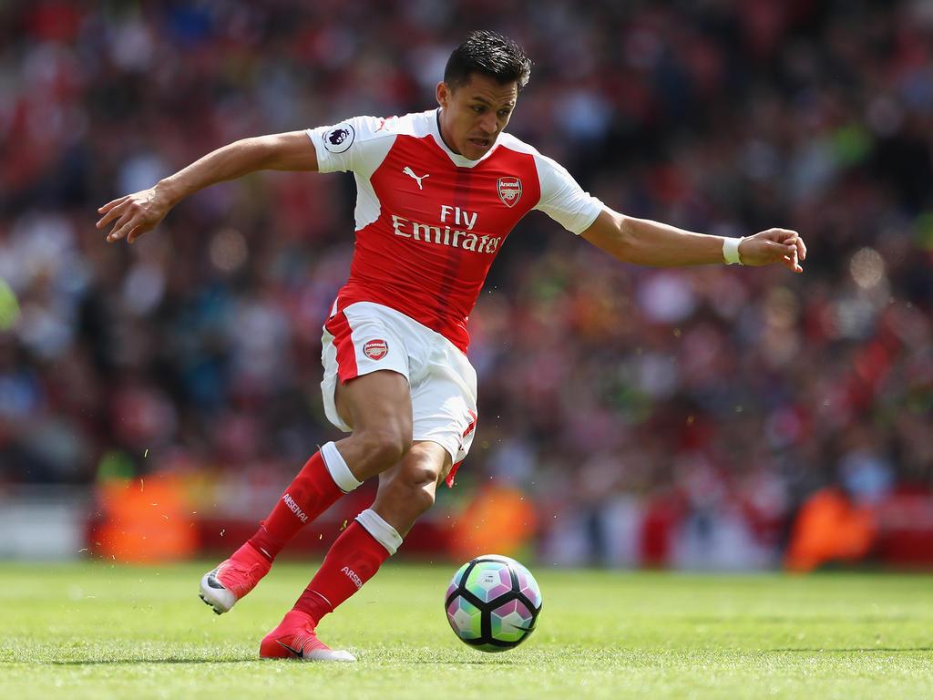 Alexis Sánchez (FC Arsenal)