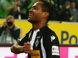 Zwei Tore gegen Stuttgart: Raffael hatte Grund zum Jubeln