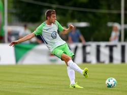 Robin Knoche ist beim VfL Wolfsburg derzeit chancenlos