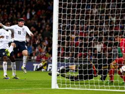 Rooney bringt die Three Lions auf Kurs Brasilien