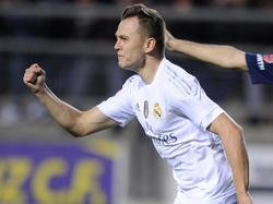 Denis Cheryshev konnte sich bei Real Madrid nicht durchsetzen
