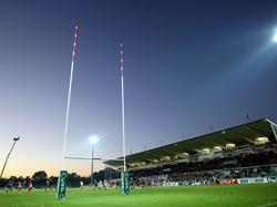 Frankreich absolviert EM-Vorbereitung im Rugby-Stadion
