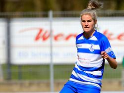 Rahel Kiwic hat in Duisburg verlängert
