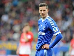 Wie lange trägt Julian Draxler noch das Schalke-Trikot?
