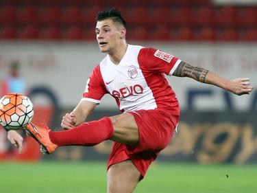 Niko Dobros spielte zuletzt für Kickers Offenbach