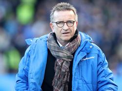 Der SV Darmstadt hat sich von Trainer Norbert Meier getrennt