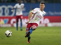 Matthias Ostrzolek spielt beim HSV zur Zeit eine tragende Rolle
