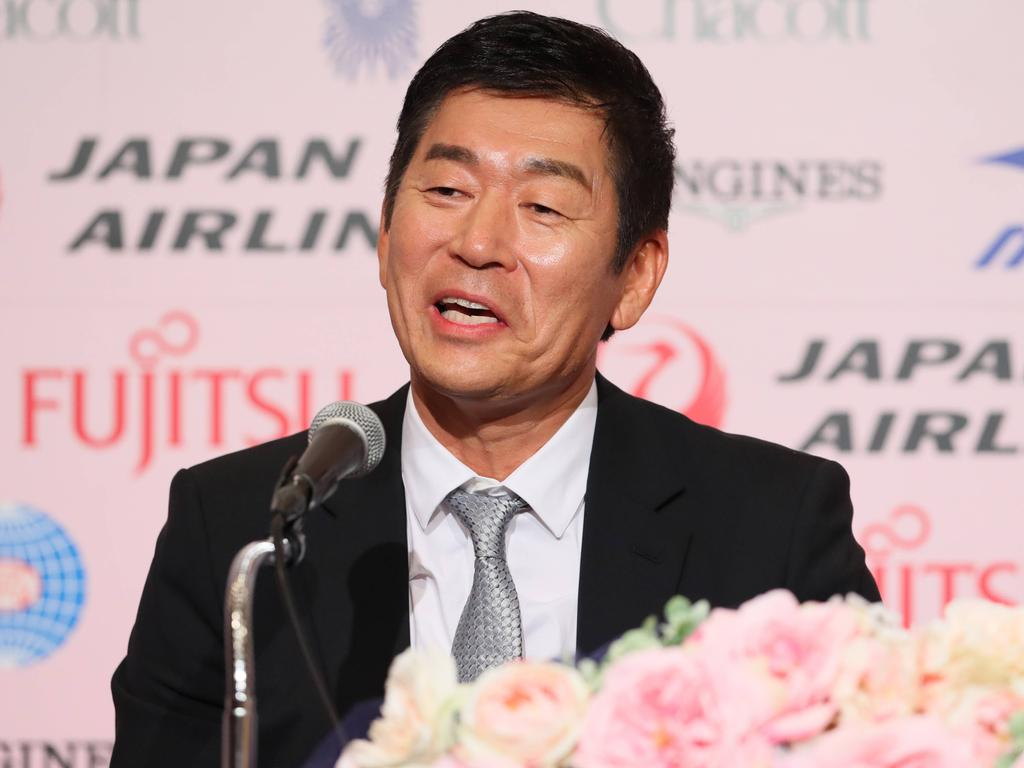 Morinari Watanabe bekräftigte, der Turn-Weltverband sei ob der Vorwürfe sehr besorgt