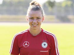 Linda Dallmann hat ihren Vertrag bis 2019 verlängert