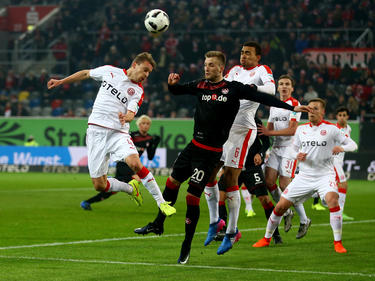 Zwischen Fortuna Düsseldorf und dem 1. FC Kaiserslautern gab es keinen Sieger