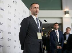 UEFA-Präsident Alexander Ceferin sieht Menschenrechte als Vergabekriterium der EURO