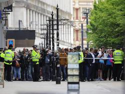 Imagen de las calles de la ciudad inglesa tras lo ocurrido. (Foto: Getty)