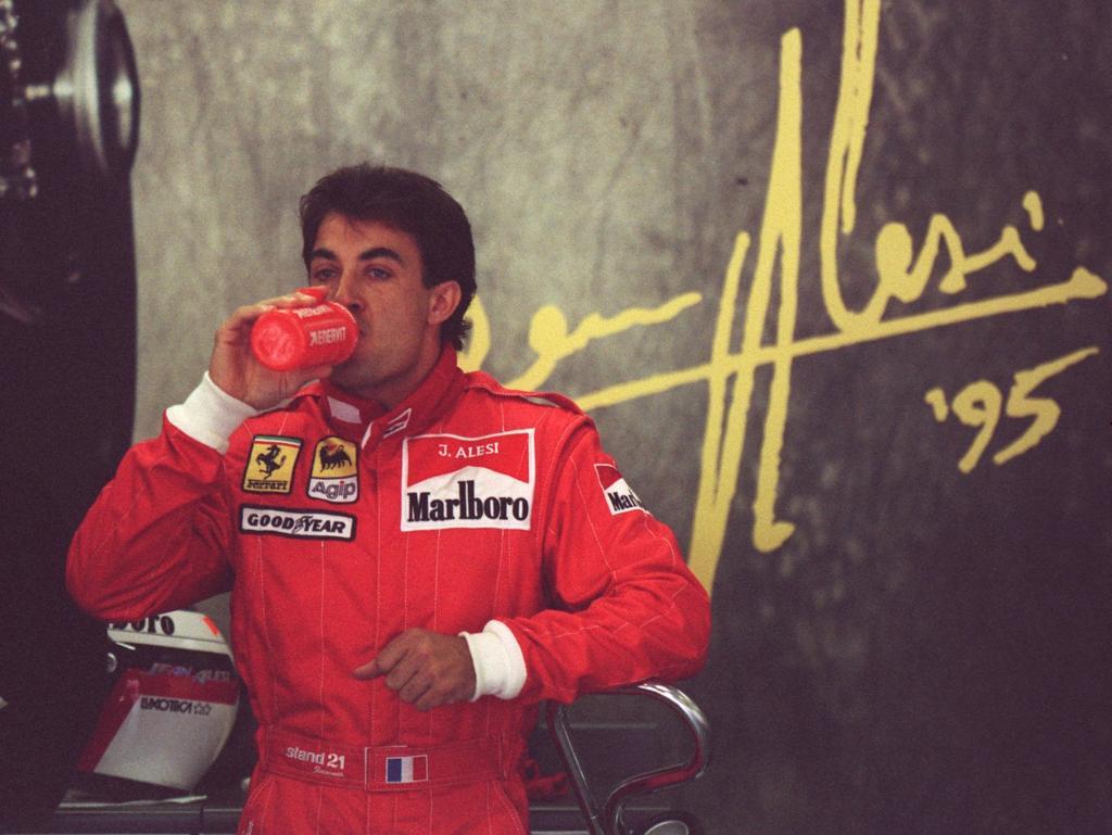 Jean Alesi - 201 Starts
