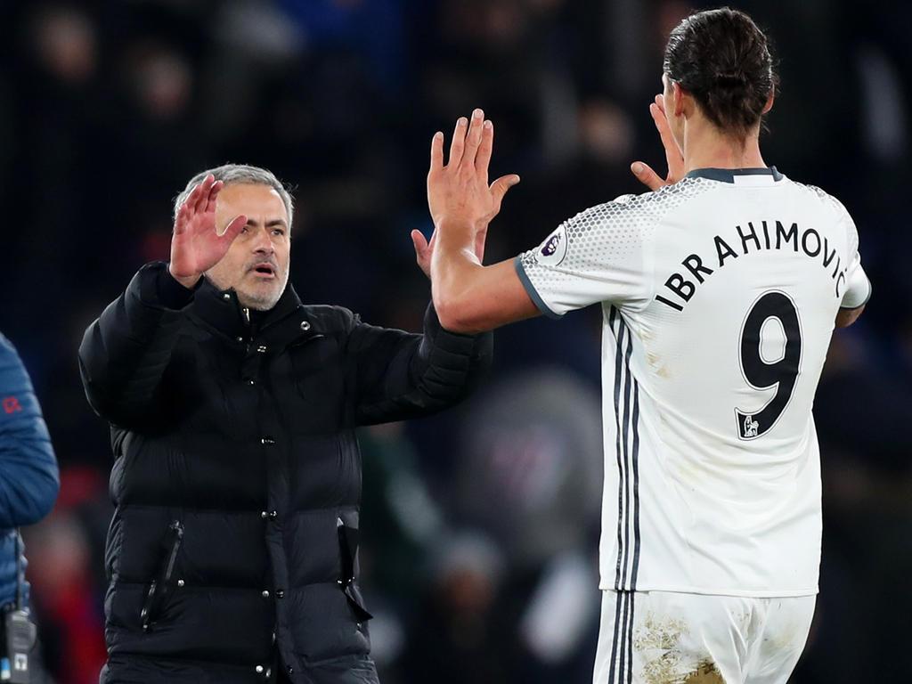 Zlatan Ibrahimović könnte bei Manchester United noch einmal einen neuen Vertrag bekommen