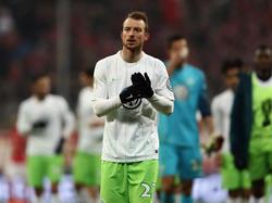 Maximilian Arnold darf den VfL Wolfsburg nicht verlassen