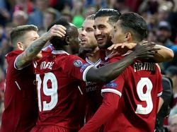 Der FC Liverpool ließ 1899 Hoffenheim im Rückspiel keine Chance