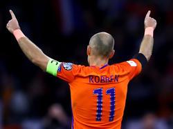 Arjen Robben zählt für Jupp Heynckes zu den ganz großen niederländischen Fußballern der Geschichte