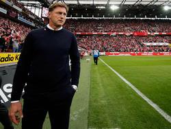 Ralph Hasenhüttl muss mit RB Leipzig liefern
