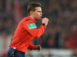 Felix Brych will bei der EM so viele Spiele wie möglich pfeifen