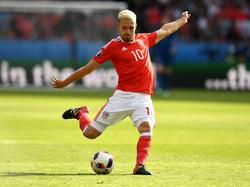 Blondschopf Ramsey ist der heimliche Star der Waliser
