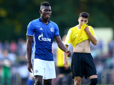 Breel Embolo ist mit erst 19 Jahren Hoffnungsträger auf Schalke