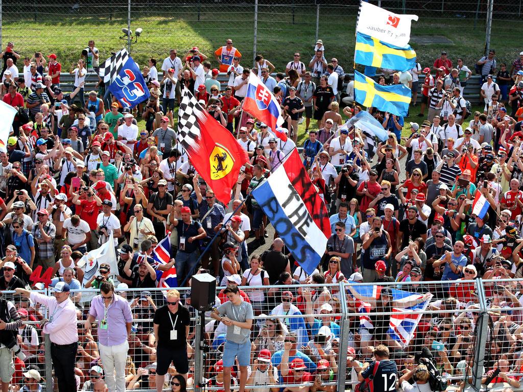 Hockenheim erwartet mehr Zuschauer als beim bislang letzten Rennen im Jahr 2014