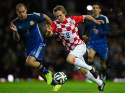 Alen Halilović gilt momentan als größtes Talent im kroatischen Fußball