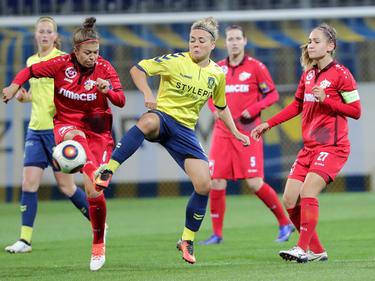 Brøndby IF war in der NV Arena mit 2:0 erfolgreich