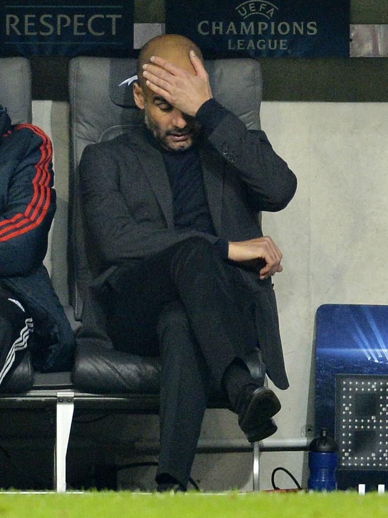 Guardiolas Fehler, Bayerns Schlappe