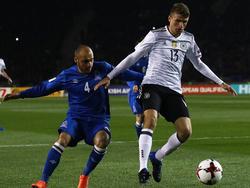 Pashaev vs. Müller