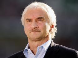 Rudi Völler möchte bei Bayer Leverkusen keinen von der Kritik verschonen