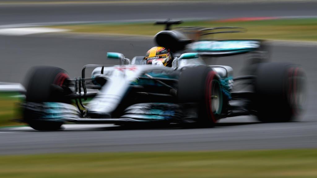 Hamilton mit neuem Streckenrekord