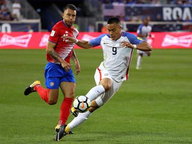 Bobby Wood hat den USA in der WM-Qualifikation einen Punkt gerettet
