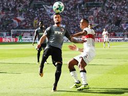 Der FC Augsburg und der VfB Stuttgart trennten sich torlos