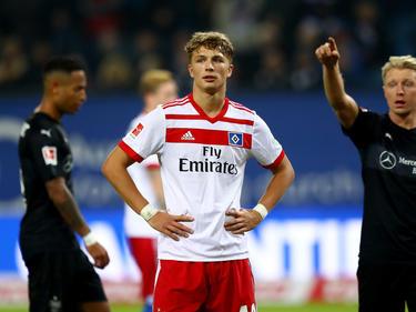 Jann-Fiete Arp vom HSV hat Begehrlichkeiten in England geweckt