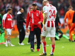 Der 1. FC Köln sehnt das Ende der Krise herbei
