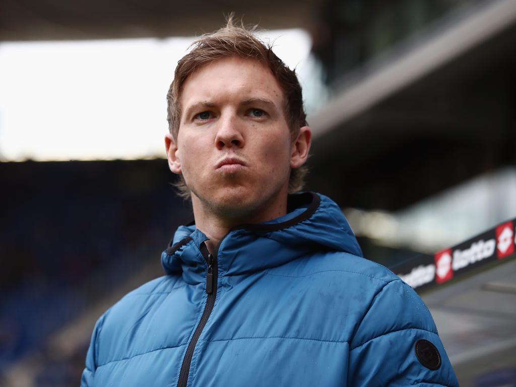 Fußball: Nagelsmann: Keine Unsummen für neue Spieler