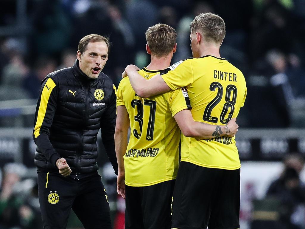 BVB-Profi Ginter adelt Trainer: Tuchel stellte Team offenbar Vertrauensfrage