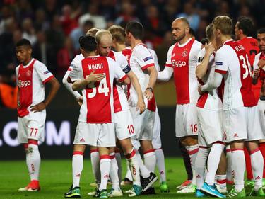 Nach der Enttäuschung setzte sich bei Ajax der Stolz durch