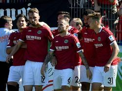 Hannover macht den Aufstieg perfekt
