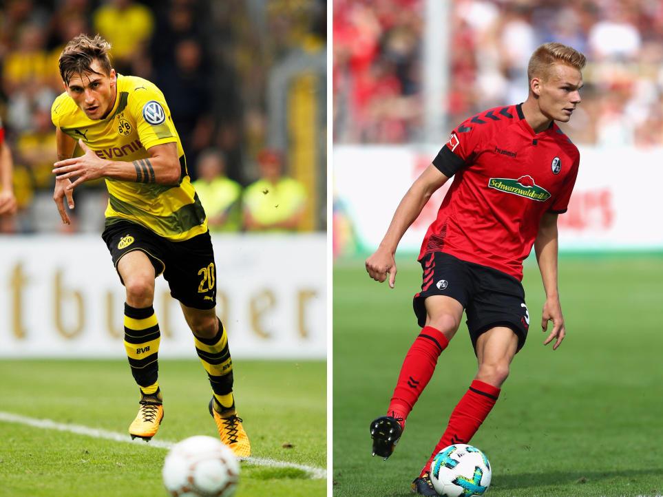SC Freiburg: Top-Abgang: Maximilian Philipp; Top-Zugang: Philipp Lienhart