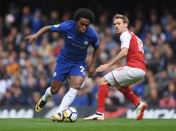 Arsenal parece tenerle tomada la medida al Chelsea. (Foto: Getty)