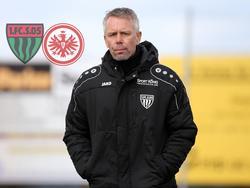 Gerd Klaus trainiert den 1. FC Schweinfurt 05 seit Sommer 2012