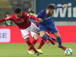 Der 1. FC Kaiserslautern steckt tief im Tabellenkeller fest