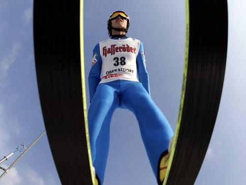 skispringen japan